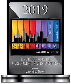 2019 Spectrum Award Winner - Excellence In Customer Satisfaction